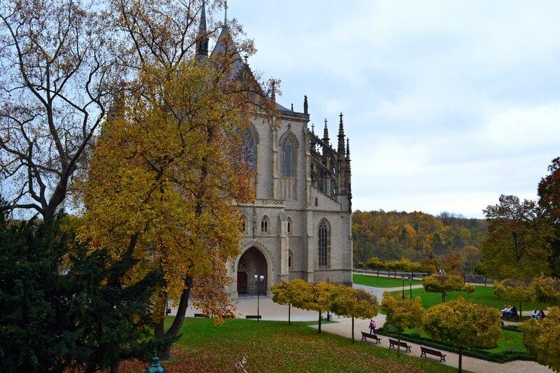 Собор Святой Барборы
