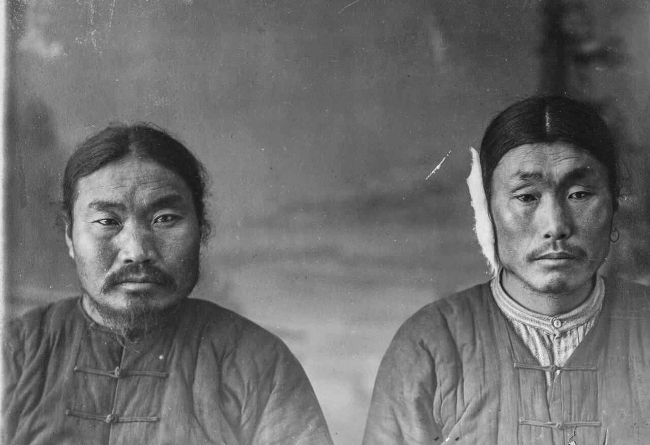 Портрет двух ольчи