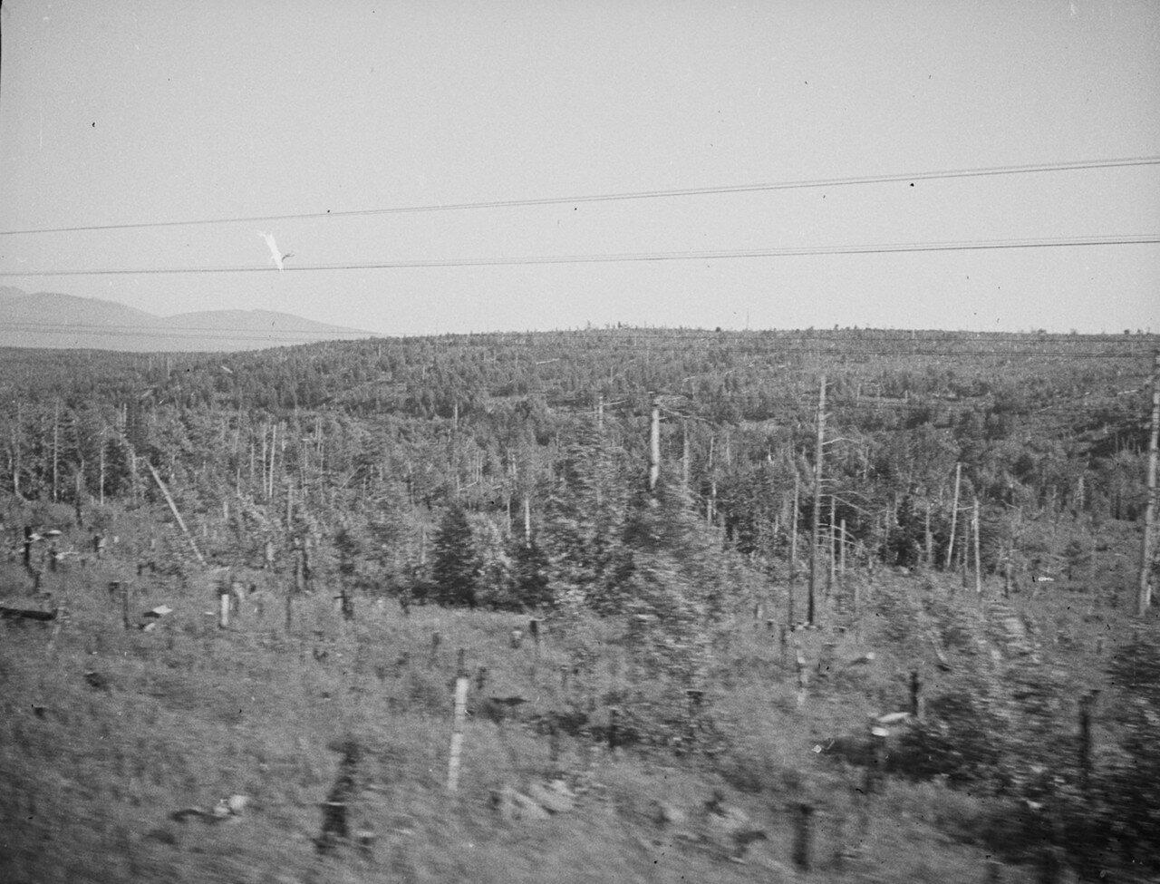 Западное побережье между Невельском (Хонто) и Холмском (Маока)