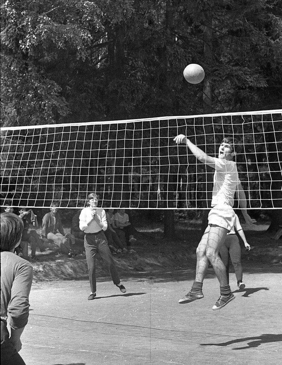 105. Волейбол