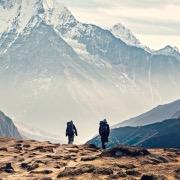 Путь в горы