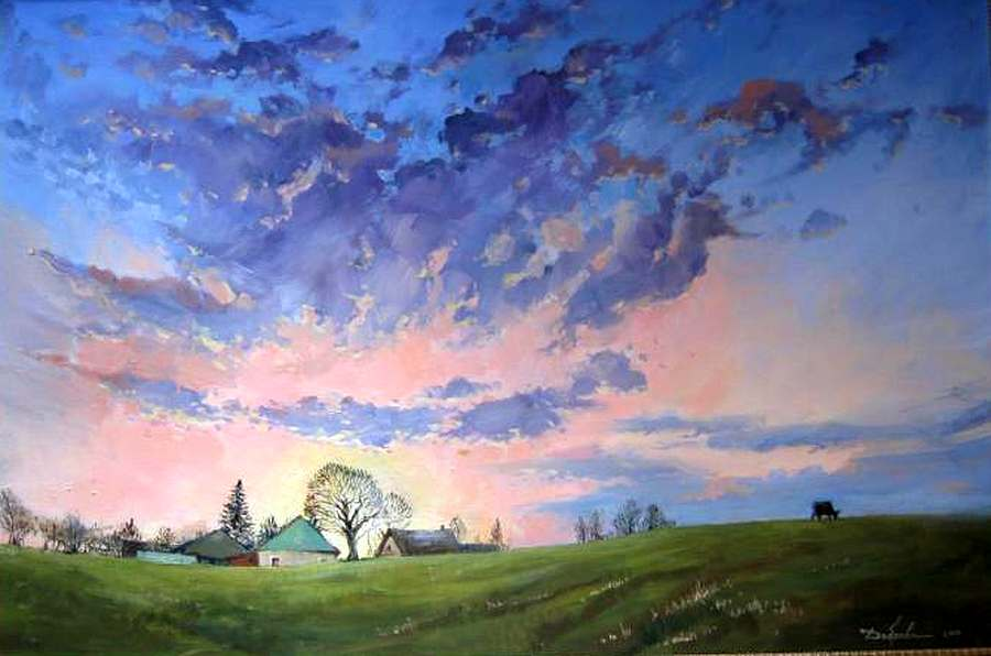 08 Весенний закат by Доброва Анна.jpg