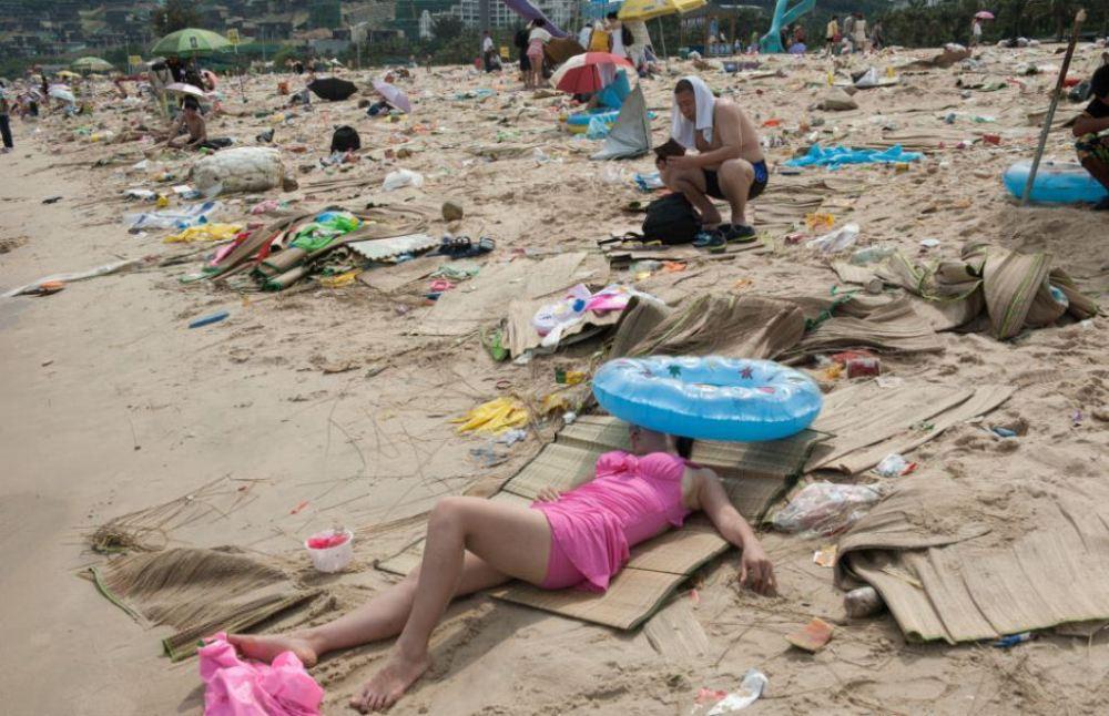 Что она позволяет на пляже 7 фотография
