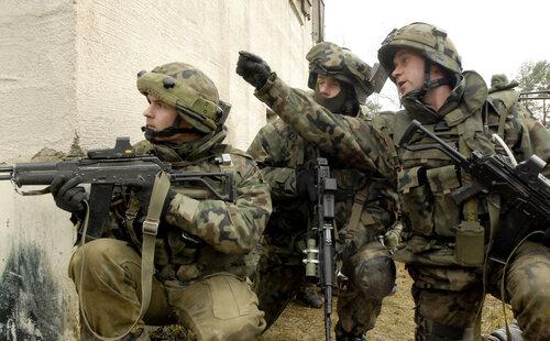 Молдавская армия получит польскую экипировку и технику