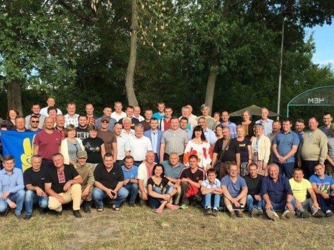 """Хмельницкая областная организация ВО """"Свобода"""" провела семинар для депутатов и должностных лиц местного самоуправления"""