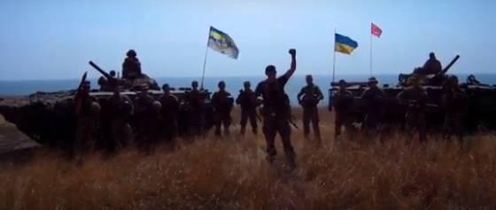 """""""Добро пожаловать, но только в качестве удобрения для нашей земли"""": Украинские морпехи жестко ответили боевике Гиви (видео)"""