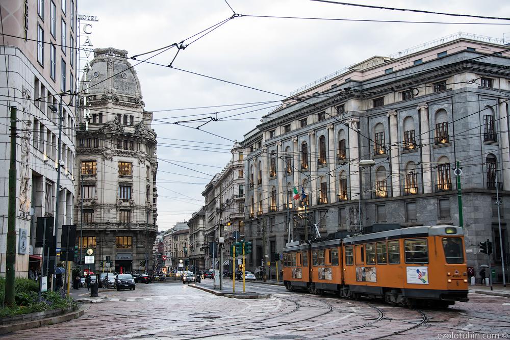 Милан-Париж. Ночь в автобусе и способ экономить в дорогих городах Европы