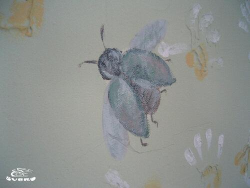 032. детская комната, интерьер