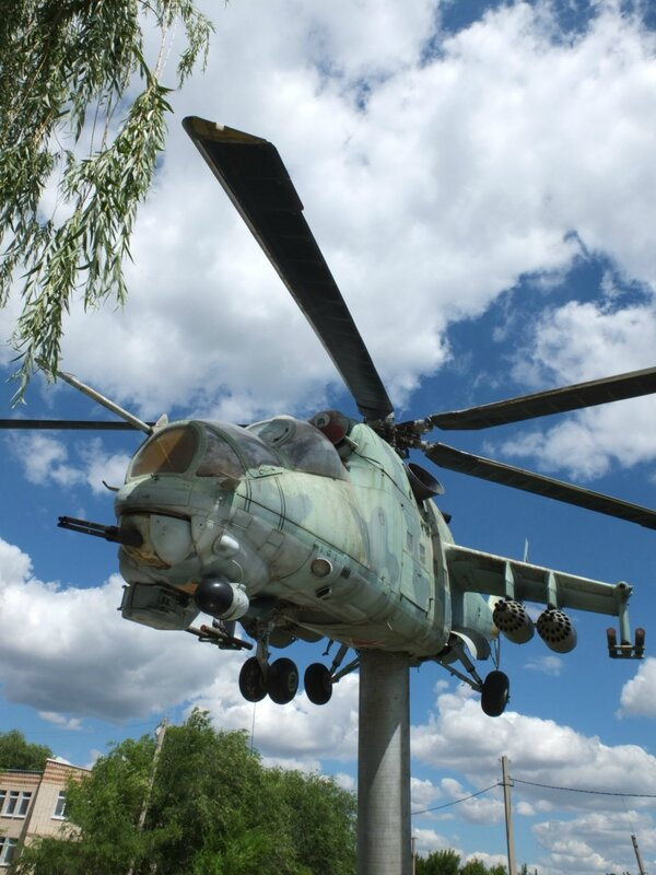 Хворостянка, Безенчук аэродром 326.JPG