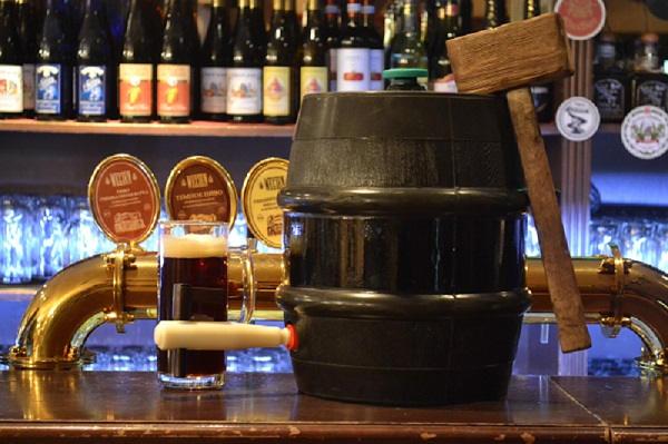 поставщики пива в кегах