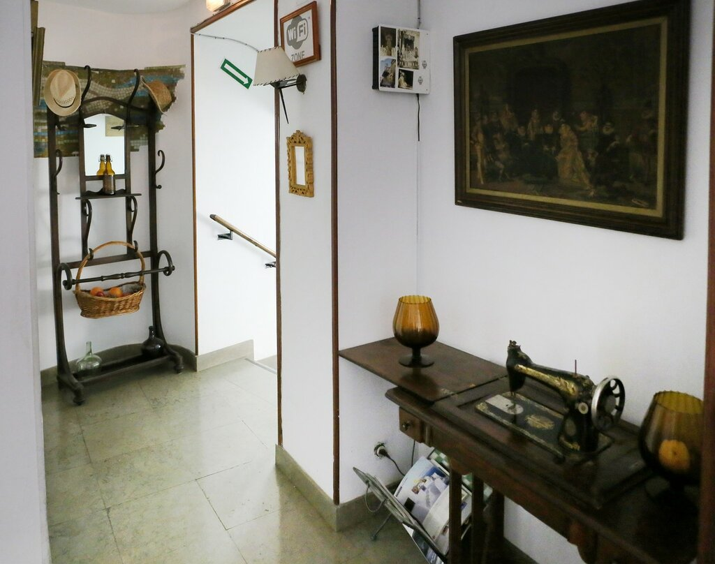Hostal Colon Antequera. Интерьеры