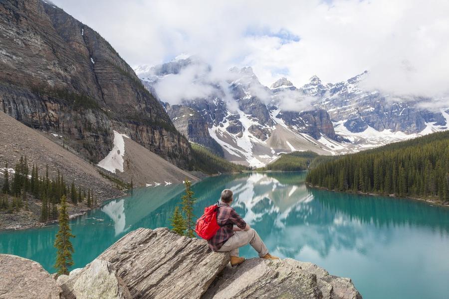 5. Канада. Одна из самых больших стран мира — настоящий рай для путешественников. Жители этой страны