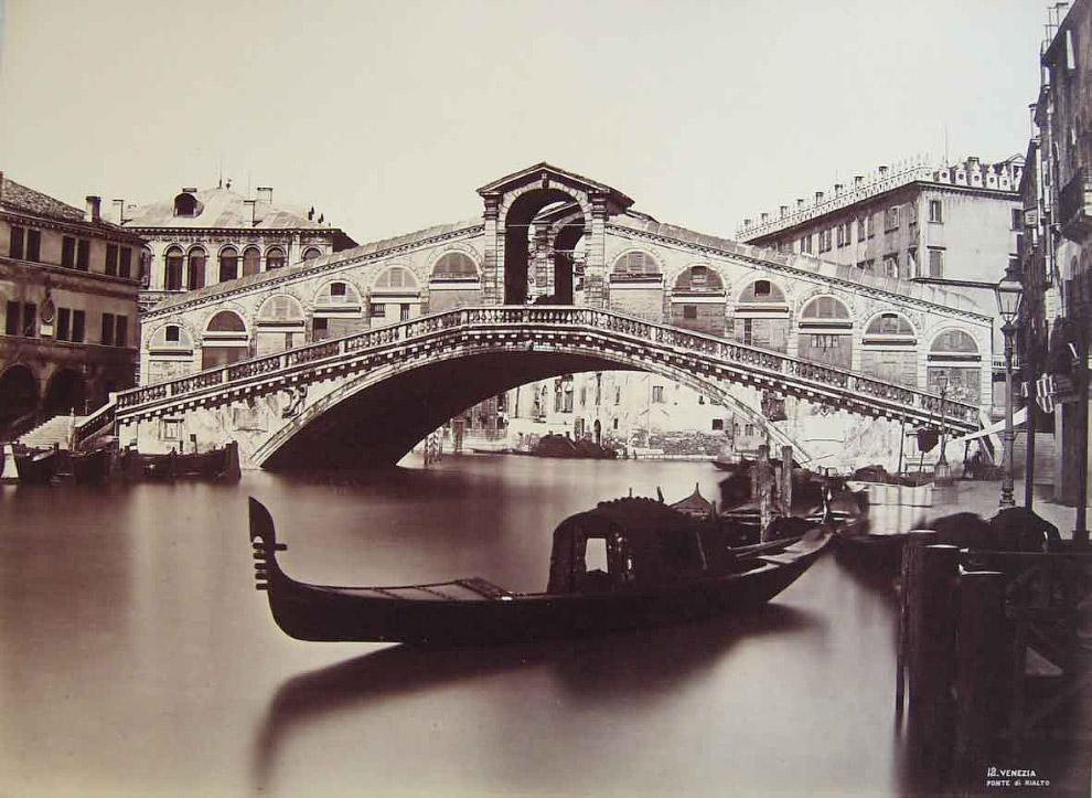 21. Мост вздохов.