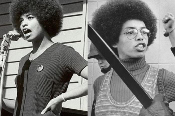 В октябре 1970 г. Анджелу Дэвис арестовали и отправили в тюрьму предварительного заключения, где она