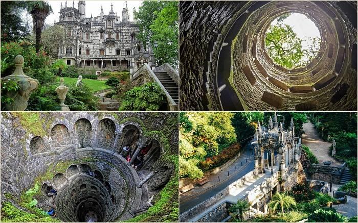 Кинта да Регалейра — дворцово-парковый комплекс неподалёку от Синтры (Португалия), на территор