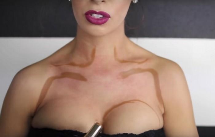 Всемогущий контуринг: как увеличить грудь, накачать пресс и сделать волосы гуще