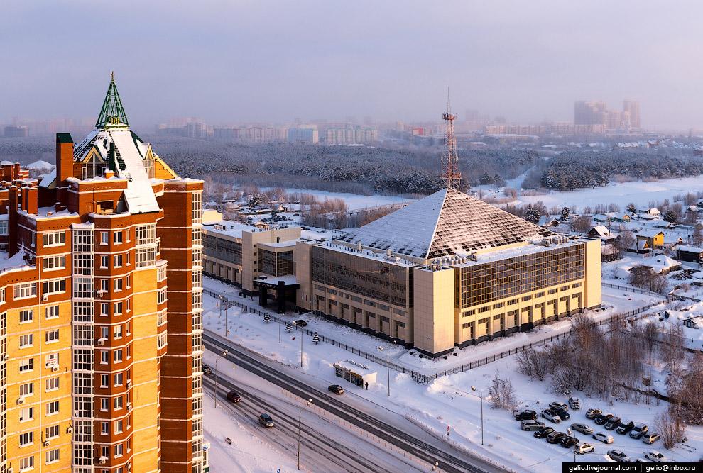 18. Улица Университетская.