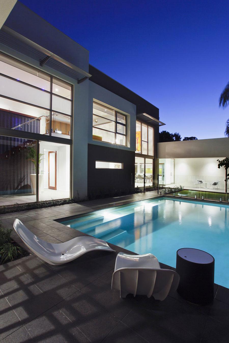 Современный дом One27 Grovedale от Craig Sheiles Homes (20 фото)