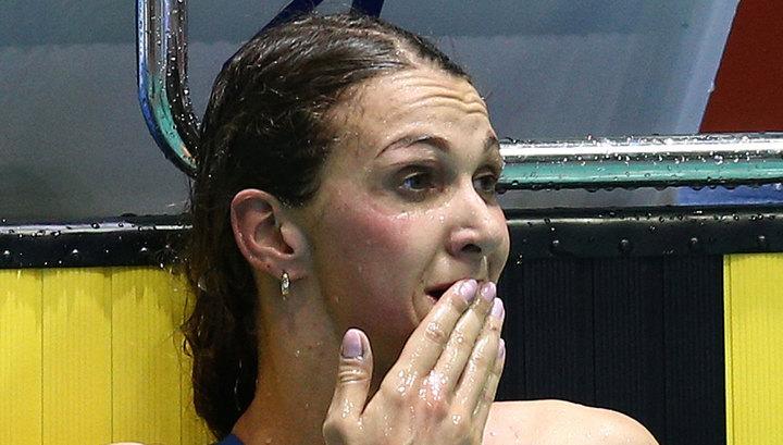 Пловчиха Яна Мартынова дисквалифицирована на4 года задопинг