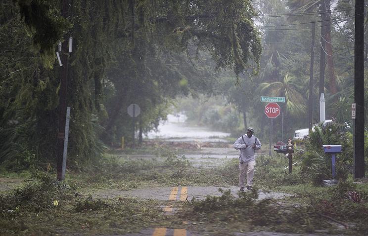 Порядка 5 тыс. рейсов отменены вСША из-за урагана «Мэтью»