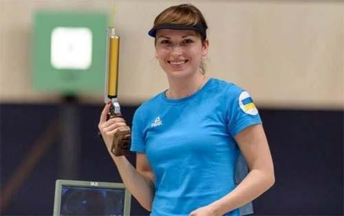 Украинка стала 3-й вфиналеКМ пострельбе