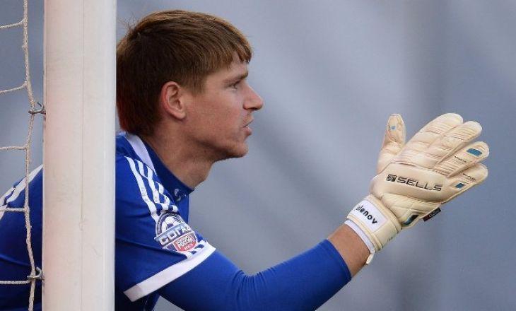 Вратарь «Анжи» собирается подписать соглашение с«Рубином»