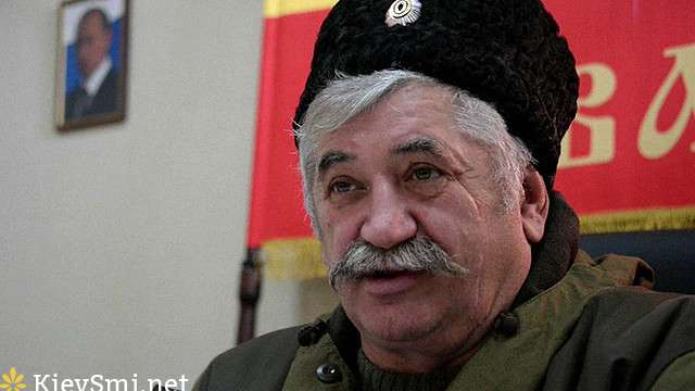 «Информационное сопротивление»: Казаки Козицына назвали Азарова «будущим президентом» Украины исобирают «армию»