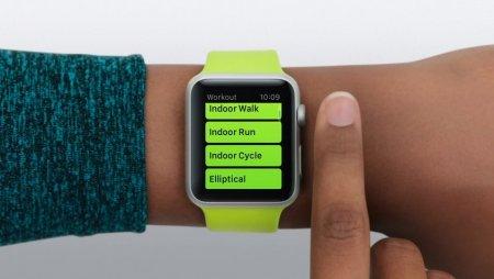Apple выбилась влидеры попоставкам носимых устройств