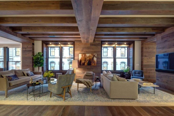 Union Square Loft by David Howell Design