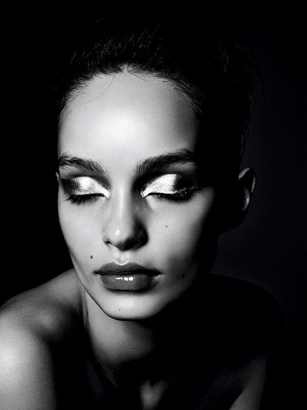 Luma Grothe for Madame Figaro by Eric Traore