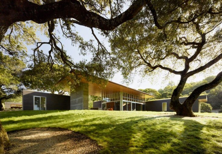 Sonoma Residence by Turnbull Griffin Haesloop
