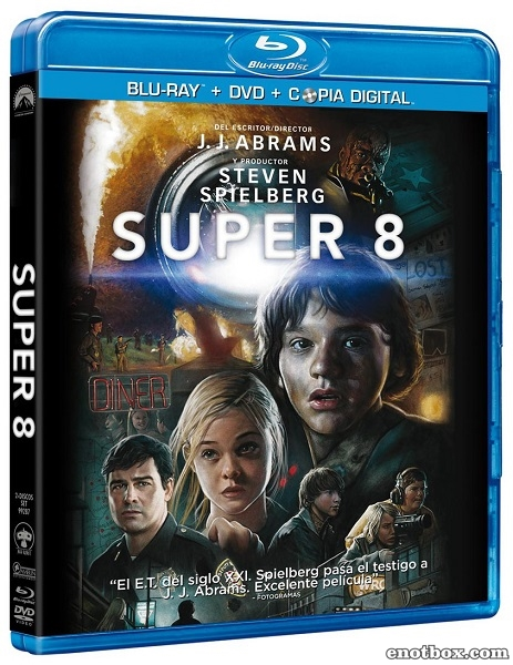 Супер 8 / Super 8 (2011/BDRip/HDRip)