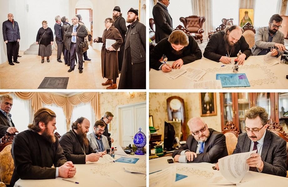 Сатанисты в Донском монастыре публично надругались над памятью миллионов убиенных Христиан. 0_1c8d48_b0eb1b8c_orig