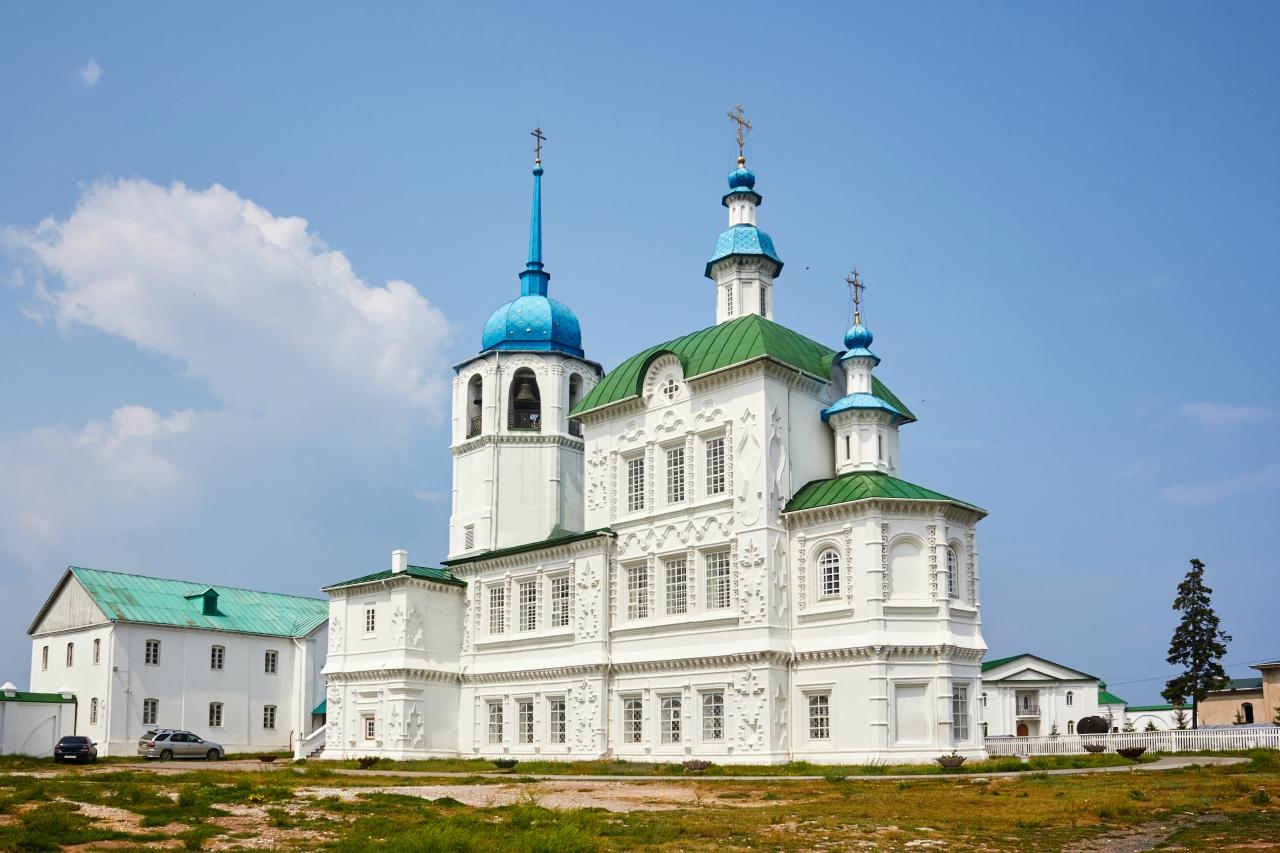 Посольский Спасо-Преображенский православный мужской монастырь