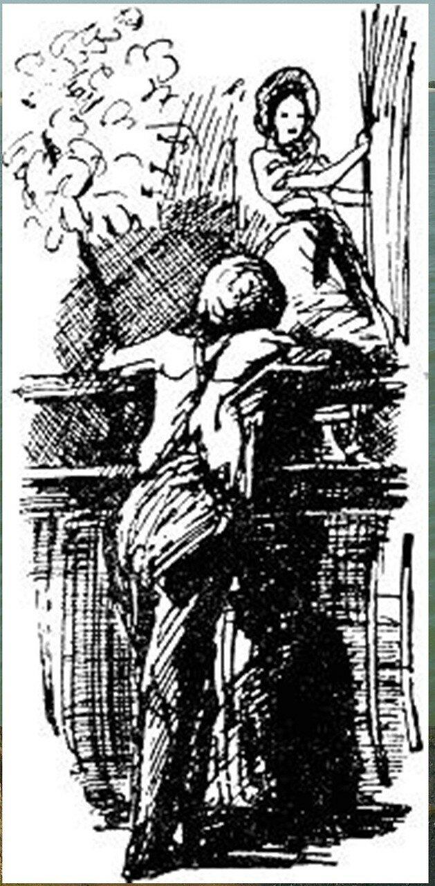 Иллюстрация В. Н. Горяева к пр-ю М.Твена Приключения Тома Сойера (7).jpg
