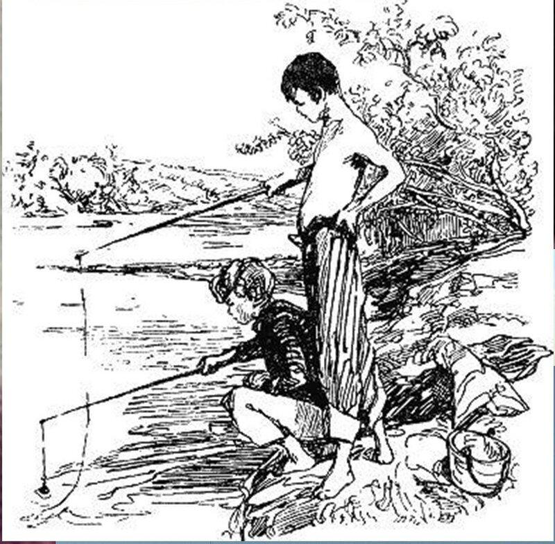 Иллюстрация В. Н. Горяева к пр-ю М.Твена Приключения Тома Сойера (24).jpg