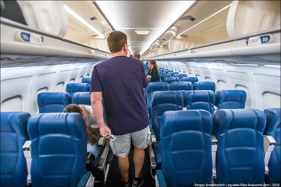 10 тысяч долларов, если уступишь свое место в самолете