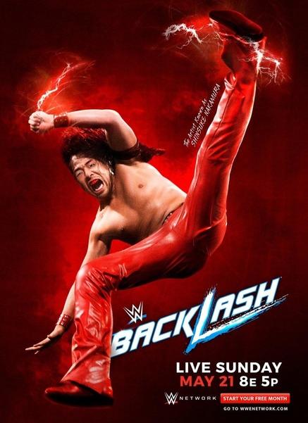 Post image of WWE Backlash 2017