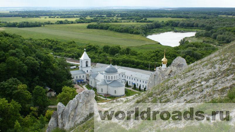 Дивногорский Свято-Успенский мужской монастырь