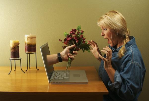 Виртуальные отношения опасность