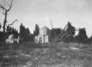 Ташкент (Сырдарьинская область). Старое кладбище