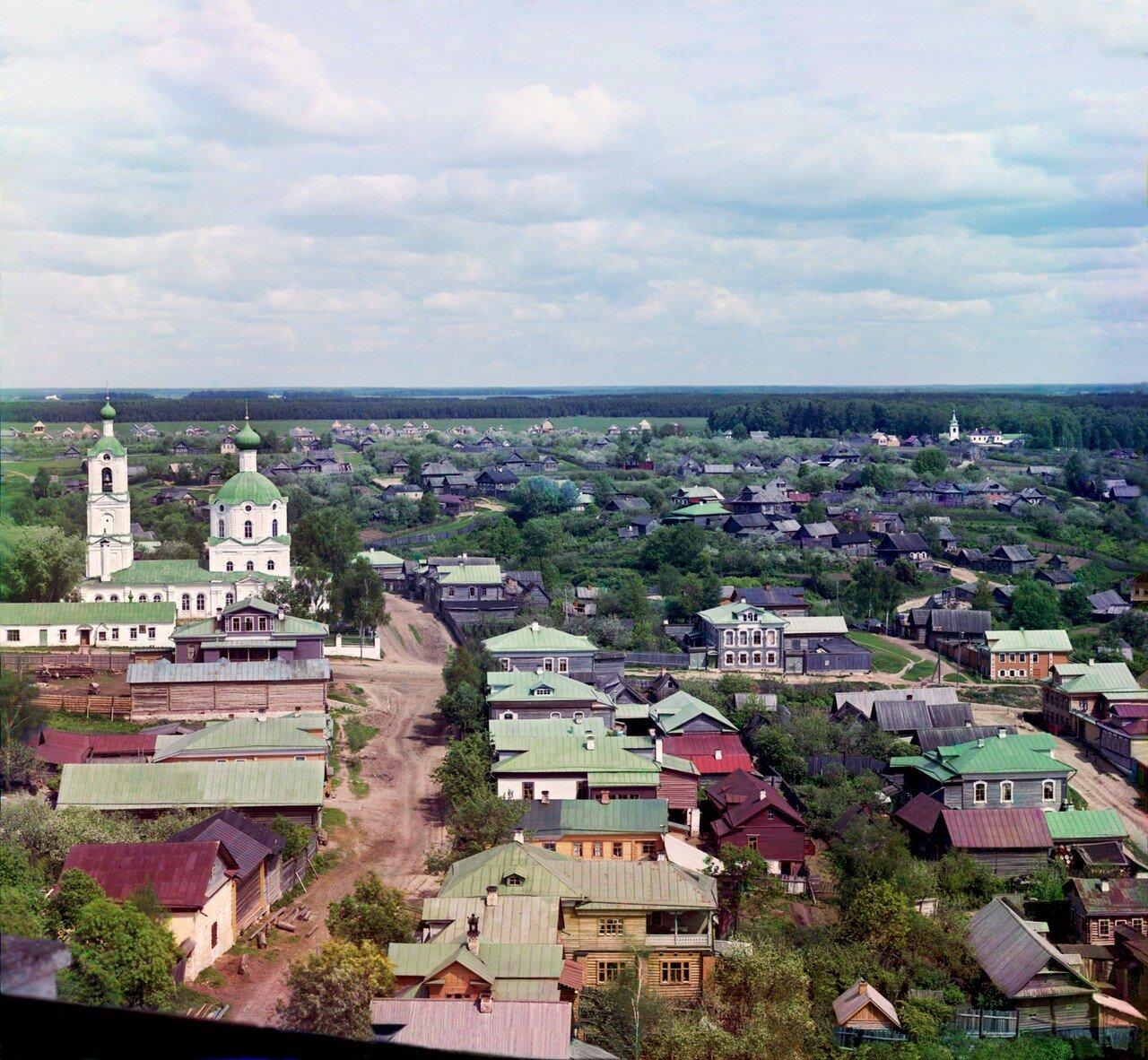 Князь-Федоровская сторона с церковью Покрова Пресвятой Богородицы