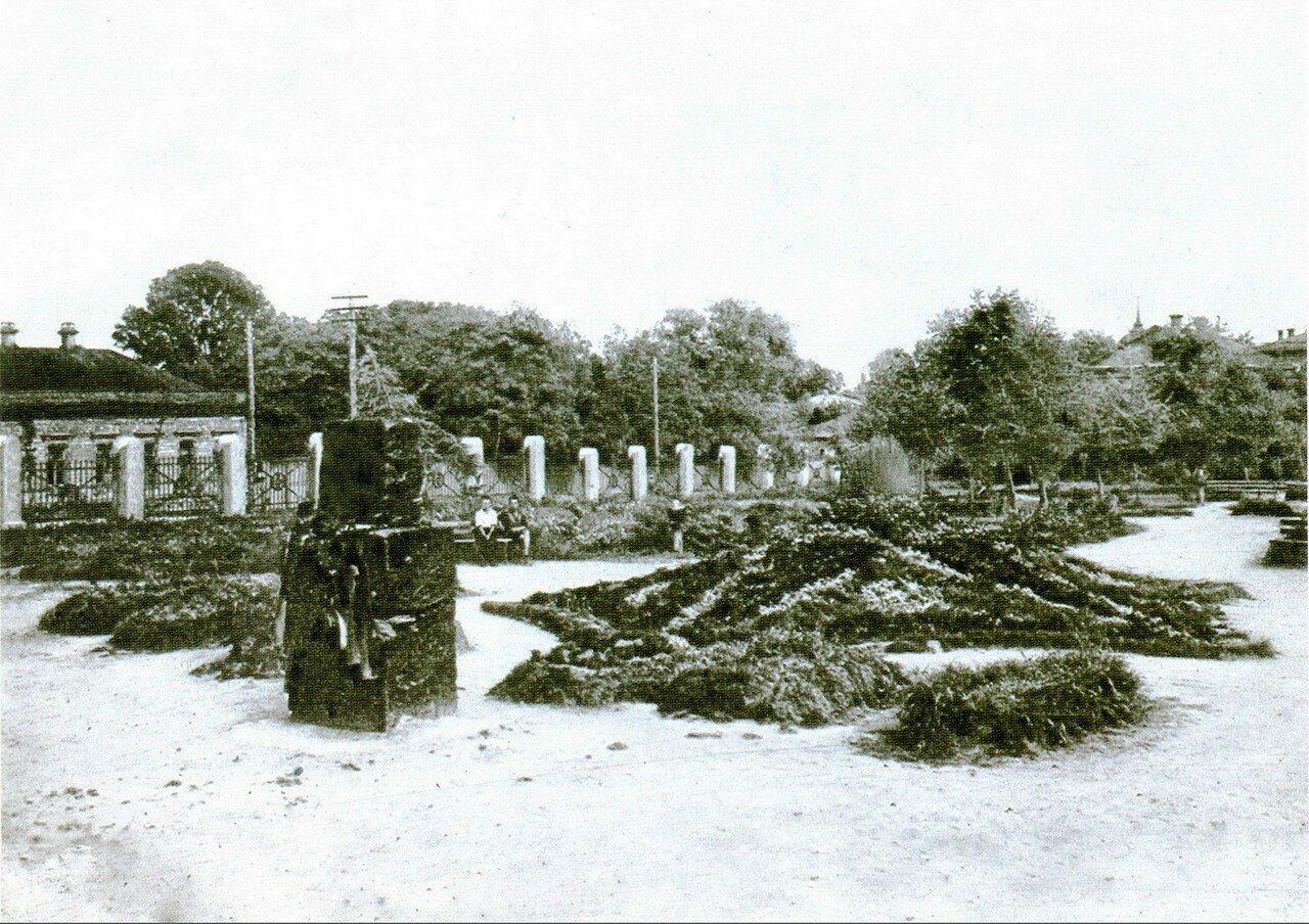 Кладбище Коммунаров