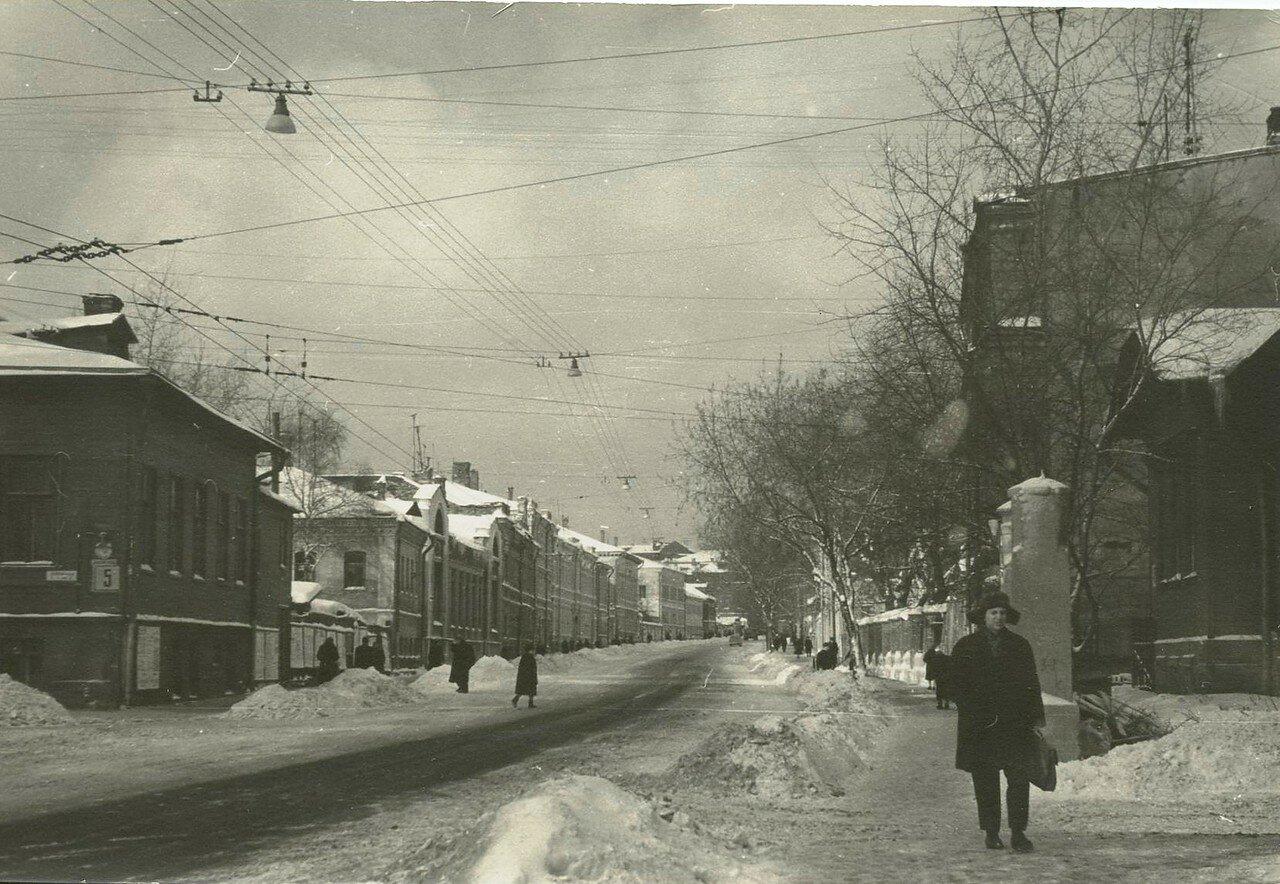 1960-е. Нижняя Красносельская