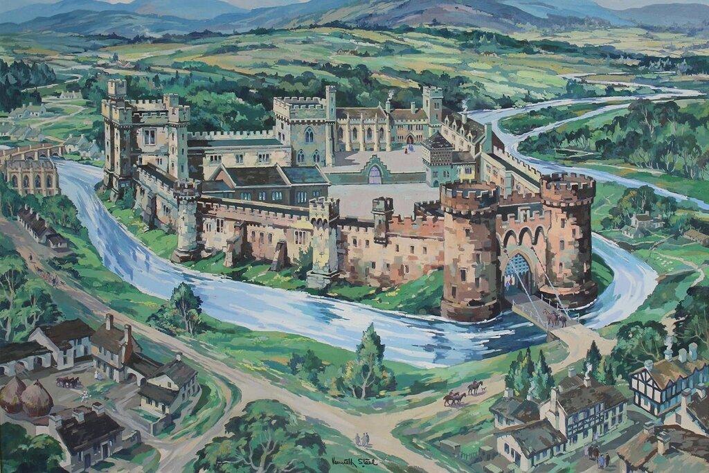 Sheffield Castle postcard front.jpg