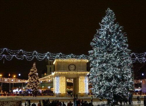 Календарь праздничных дней в 2017-м году в Молдове