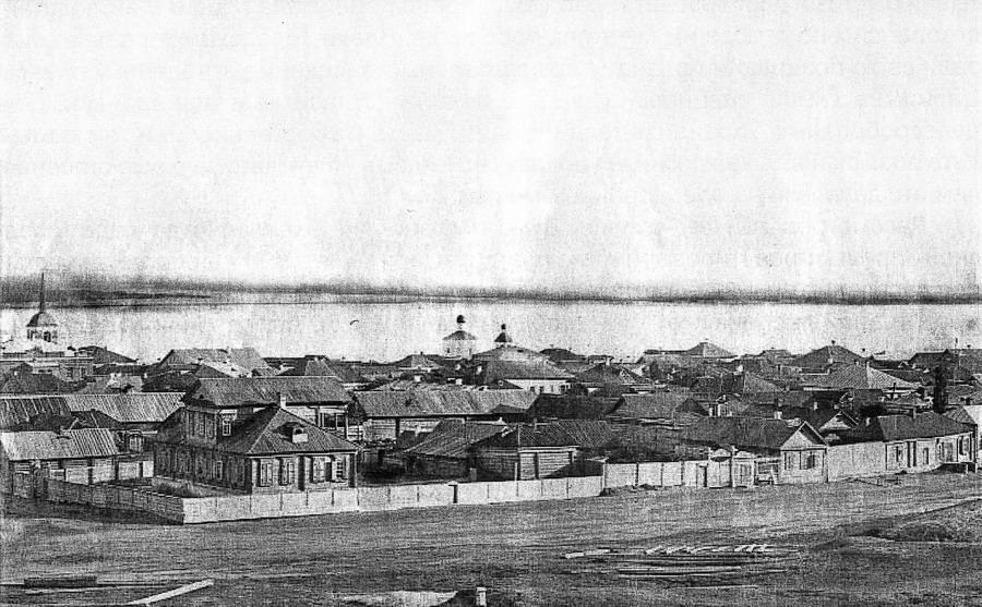 Старейшее фото Царицына?