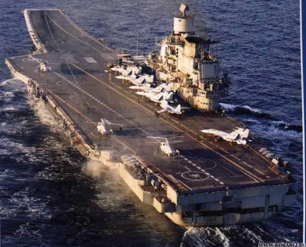 """""""Адмирал Кузя"""" маневруватиме на веслах? - США организуют блокаду российским танкерам, обеспечивающих военно-морске группировки РФ у берегов Сирии"""