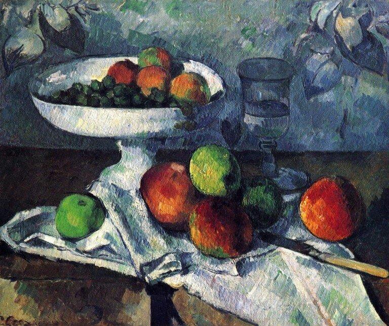 «Ваза с фруктами»