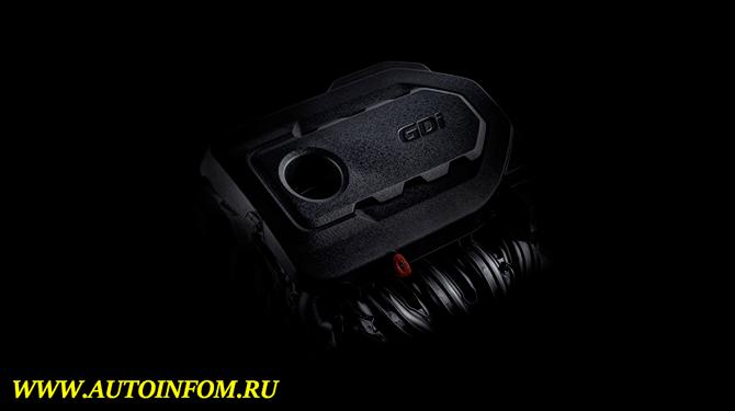 KIA Sorento Prime со свежим мотором GDI 2.4